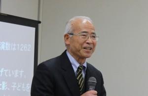 写真:NPO法人イー・エルダー鈴木政孝理事長